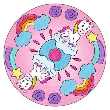Mandala - mini - Unicorn Loisirs créatifs;Mandala-Designer® - Image 8 - Ravensburger