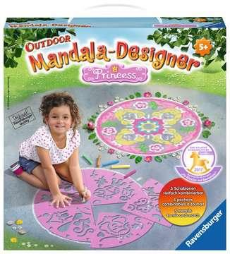 Outdoor Mandala- Designer® Princess Hobby;Outdoor - image 1 - Ravensburger