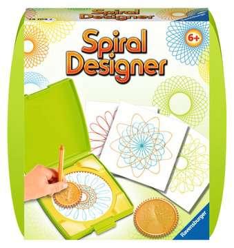 Spiral Designer Mini vert Loisirs créatifs;Dessin - Image 1 - Ravensburger