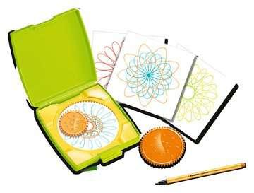 Spiral Designer Mini vert Loisirs créatifs;Dessin - Image 3 - Ravensburger