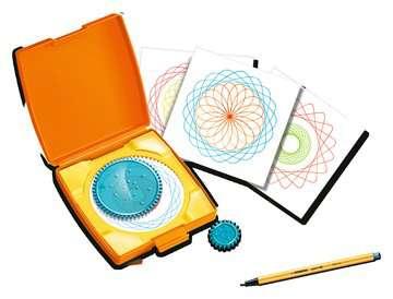 Spiral Designer Mini  orange Loisirs créatifs;Dessin - Image 3 - Ravensburger