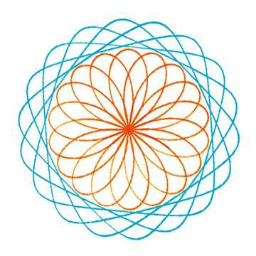 Spiral Designer Mini  orange Loisirs créatifs;Dessin - Image 5 - Ravensburger