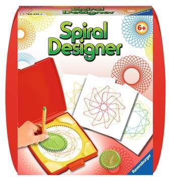 Spiral Designer - Rouge Loisirs créatifs;Activités créatives - Image 1 - Ravensburger