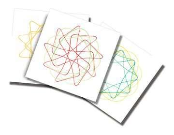 Spiral Designer - Rouge Loisirs créatifs;Activités créatives - Image 7 - Ravensburger