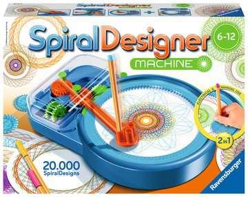 Maxi Spiral Designer machine Loisirs créatifs;Dessin - Image 1 - Ravensburger