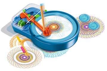 Spiral-Designer-Maschine Malen und Basteln;Malsets - Bild 2 - Ravensburger
