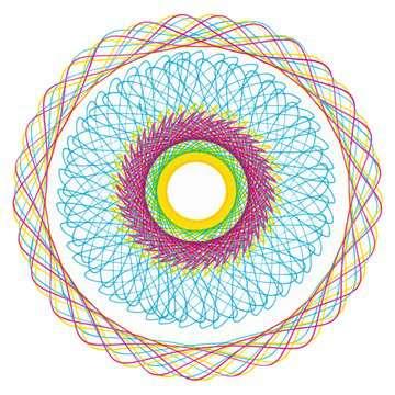 Spiral-Designer-Maschine Malen und Basteln;Malsets - Bild 3 - Ravensburger
