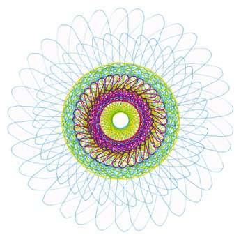 Spiral-Designer-Maschine Malen und Basteln;Malsets - Bild 4 - Ravensburger