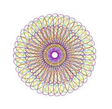Spiral-Designer-Maschine Malen und Basteln;Malsets - Bild 5 - Ravensburger