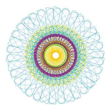 Spiral-Designer-Maschine Malen und Basteln;Malsets - Bild 7 - Ravensburger