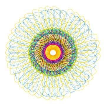 Spiral-Designer-Maschine Malen und Basteln;Malsets - Bild 9 - Ravensburger
