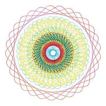 Spiral-Designer-Maschine Malen und Basteln;Malsets - Bild 10 - Ravensburger