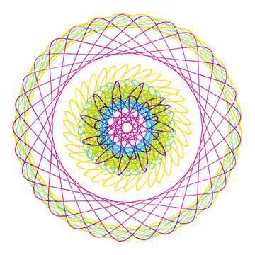 Spiral-Designer-Maschine Malen und Basteln;Malsets - Bild 15 - Ravensburger