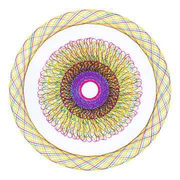 Spiral-Designer-Maschine Malen und Basteln;Malsets - Bild 16 - Ravensburger