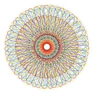 Spiral-Designer-Maschine Malen und Basteln;Malsets - Bild 17 - Ravensburger