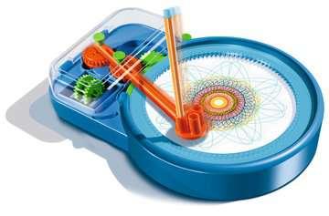 Spiral-Designer-Maschine Malen und Basteln;Malsets - Bild 23 - Ravensburger