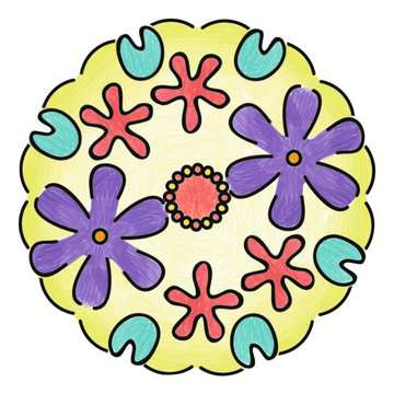 Mandala Designer® Midi Enchantimals Creatività;Mandala-Designer® - immagine 6 - Ravensburger