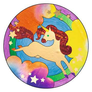 Metallic Mandala-Designer Unicorn Hobby;Mandala-Designer® - image 5 - Ravensburger