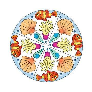 2in1 Mandala-Designer® Ocean Dreams Loisirs créatifs;Mandala-Designer® - Image 8 - Ravensburger