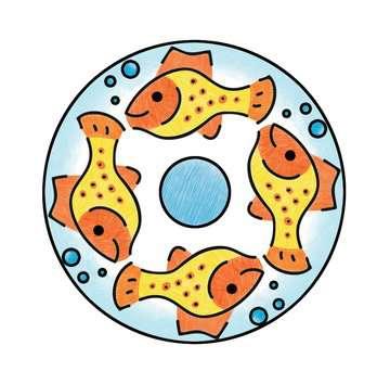 2in1 Mandala-Designer® Ocean Dreams Loisirs créatifs;Mandala-Designer® - Image 9 - Ravensburger