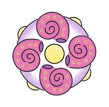 2in1 Mandala-Designer® Ocean Dreams Loisirs créatifs;Mandala-Designer® - Image 10 - Ravensburger