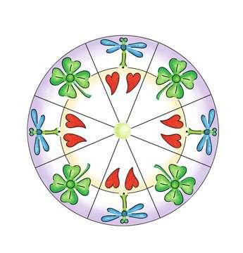 2in1 Mandala-Designer® Horses Hobby;Mandala-Designer® - image 6 - Ravensburger