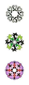 2-in-1 Mandala-Designer® Tattoo Arts & Crafts;Mandala-Designer® - image 2 - Ravensburger