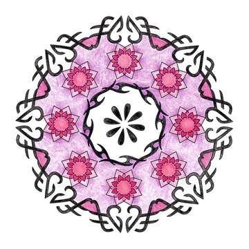2-in-1 Mandala-Designer® Tattoo Arts & Crafts;Mandala-Designer® - image 8 - Ravensburger