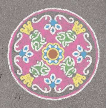 Outdoor Mandala-Designer®: Princess Arts & Crafts;Mandala-Designer® - image 2 - Ravensburger