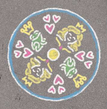 Outdoor Mandala-Designer®: Princess Arts & Crafts;Mandala-Designer® - image 3 - Ravensburger