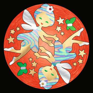 Metallic Mandala-Designer Fantasy Loisirs créatifs;Mandala-Designer® - Image 4 - Ravensburger