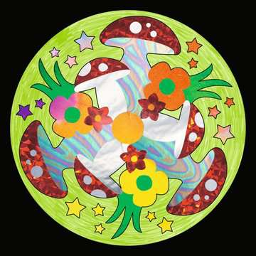 Metallic Mandala-Designer Fantasy Loisirs créatifs;Mandala-Designer® - Image 6 - Ravensburger