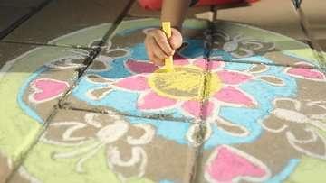 Outdoor Mandala- Designer® Flowers & Butterflies Arts & Crafts;Mandala-Designer® - image 6 - Ravensburger