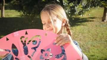 Outdoor Mandala- Designer® Flowers & Butterflies Arts & Crafts;Mandala-Designer® - image 7 - Ravensburger