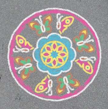 Outdoor Mandala- Designer® Flowers & Butterflies Arts & Crafts;Mandala-Designer® - image 9 - Ravensburger