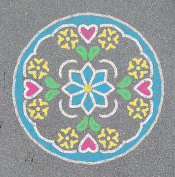 Outdoor Mandala- Designer® Flowers & Butterflies Hobby;Outdoor - image 10 - Ravensburger