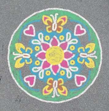 Outdoor Mandala- Designer® Flowers & Butterflies Arts & Crafts;Mandala-Designer® - image 10 - Ravensburger