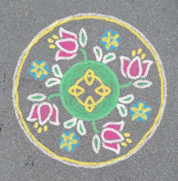 Outdoor Mandala- Designer® Flowers & Butterflies Hobby;Outdoor - image 11 - Ravensburger