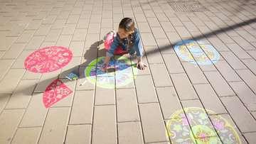 Outdoor Mandala- Designer® Flowers & Butterflies Arts & Crafts;Mandala-Designer® - image 13 - Ravensburger