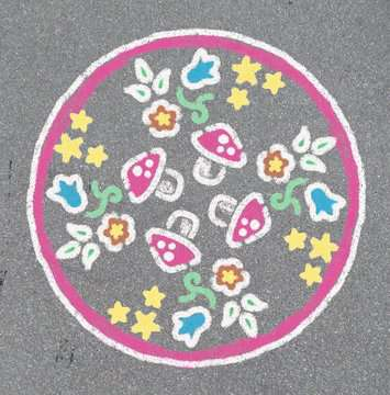 Outdoor Mandala-Designer Fairy Dreams Arts & Crafts;Mandala-Designer® - image 8 - Ravensburger