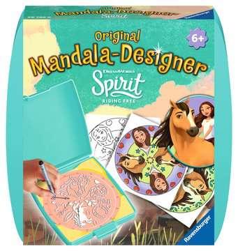 Mandala - mini - Spirit Loisirs créatifs;Dessin - Image 1 - Ravensburger