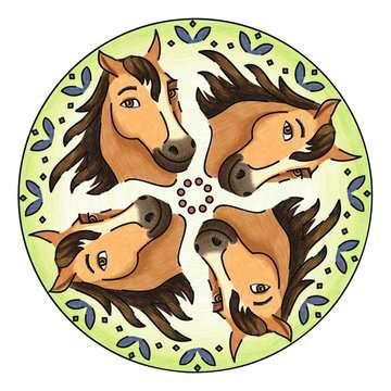 Mandala - mini - Spirit Loisirs créatifs;Dessin - Image 2 - Ravensburger