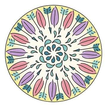 Mini Mandala Designer® Spirit Malen und Basteln;Malsets - Bild 3 - Ravensburger