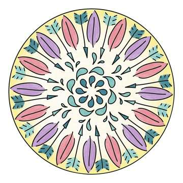 Mandala - mini - Spirit Loisirs créatifs;Dessin - Image 3 - Ravensburger