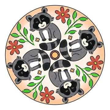 Mandala - mini - Cute animals Loisirs créatifs;Dessin - Image 2 - Ravensburger