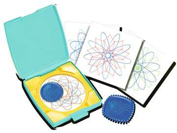 Mini Spiral-Designer turquoise Hobby;Creatief - image 3 - Ravensburger
