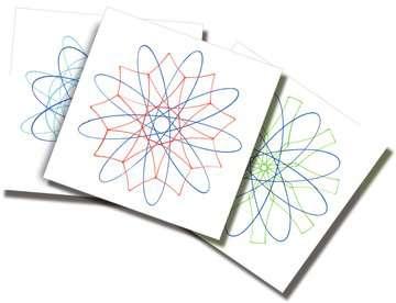Mini Spiral-Designer turquoise Hobby;Creatief - image 4 - Ravensburger