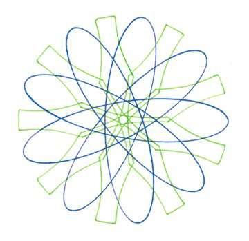 Mini Spiral-Designer turquoise Hobby;Creatief - image 6 - Ravensburger