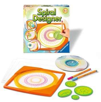 Spiral-Designer Malen und Basteln;Malsets - Bild 2 - Ravensburger