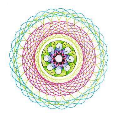 Spiral Designer Midi Classic Loisirs créatifs;Dessin - Image 17 - Ravensburger